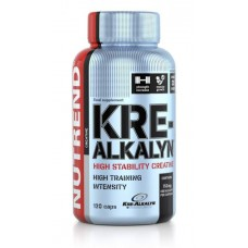 Добавка NUTREND Kre-Alkalyn - 120 капс