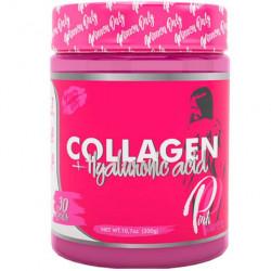 Коллаген + гиалуроновая кислота STEEL POWER Pink Power Collagen+ 300 гр - Экстази