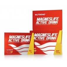 Напиток NUTREND Magneslife - 10 пак x 15 г лимон