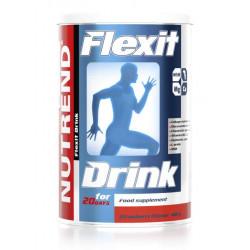 Напиток NUTREND Flexit Drink - 400 г клубника