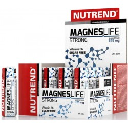 Напиток NUTREND Magneslife Strong - 20 флак x 60 мл