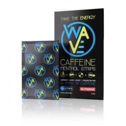 Энергетик Nutrend Wave Caffeine Menthol Strips 1.4 г, 10 шт., без вкуса