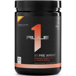 Аминокислотный комплекс RULE ONE PreAmino 250 гр - Ананас-апельсин