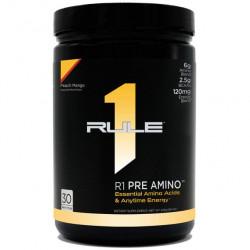 Аминокислотный комплекс RULE ONE PreAmino 250 гр - Персик-Манго