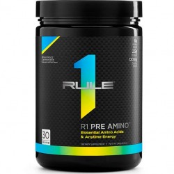 Аминокислотный комплекс RULE ONE PreAmino 250 гр - Ежевика