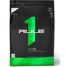 Гейнер RULE ONE LBS 5445 гр - Шоколад арахисовое масло