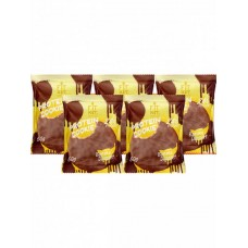Печенье Fit Kit Chocolate Protein Cookie 5 50 г, 5 шт., банановый десерт