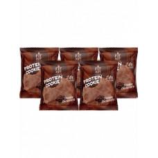 Печенье Fit Kit Chocolate Protein Cookie 5 50 г, 5 шт., двойной шоколад