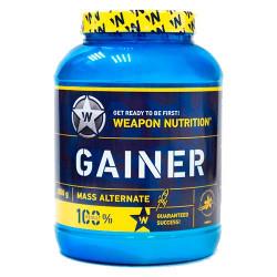 GAINER Mass Alternate Weapon Nutrition 2 кг Банан
