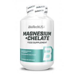 Magnesium+Chelate BioTech, 60 капсул