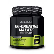 Креатин BioTech Tri Creatine Malate, 300г