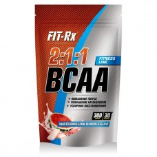 FIT-Rx BCAA 2:1:1 300 г арбузная жвачка