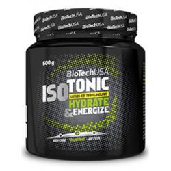 Изотоник BioTech ISOtonic 600 г, лимонный чай со льдом