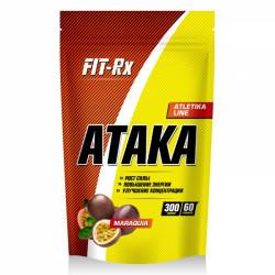 Предтренировочный комплекс FIT-Rx Ataka 300 г маракуйя