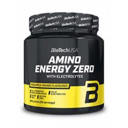 BioTech Amino Energy Zero With Electrolytes - лайм, 360г