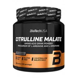 BioTech Citrulline Malate - зеленое яблоко, 300г