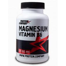 Комплекс Магний B6 Protein.Company 120 капсул