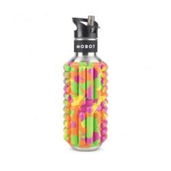 Бутылка Mobot Grace 800 мл розовая/желтая/зеленая