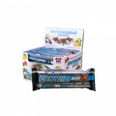 Батончик Ironman Protein Bar 12 50 г, 12 шт., кокос