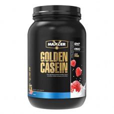 Казеиновый протеин MAXLER Golden Casein 908 гр - Клубника