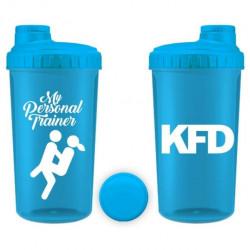 Шейкер KFD Nutrition My Personal Trainer 700 мл синий