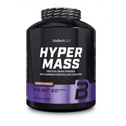 Гейнер BioTech Hyper Mass 5000 - ваниль, 2270 г
