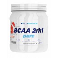 OstroVit BCAA Allnutrition 2:1:1 Pure 500 г грейпфрут