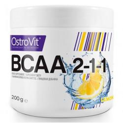 OstroVit BCAA 2:1:1 200 г лимон