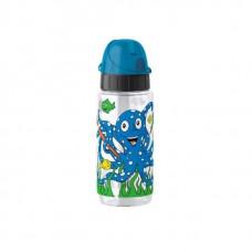 Бутылка Emsa Осьминог 500 мл синяя
