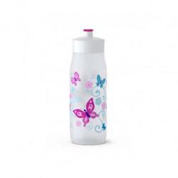 Бутылка Tefal Squeeze Butterfly K3201512 600 мл белая