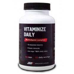 Витаминно-минеральный комплекс Protein.Company Vitaminize Daily 120 капсул