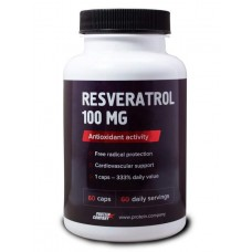 Аминокислотный комплекс Protein.Company Resveratrol 100 mg 60 капсул