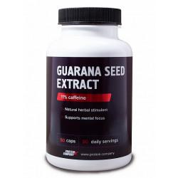 Энергетик Protein.Company Guarana Seed Extract 90 капсул