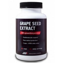 Экстракт Protein.Company Grape Seed Extract 90 капсул