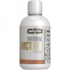 Жиросжигатель МСТ масло MAXLER MCT Oil Natural 450 мл