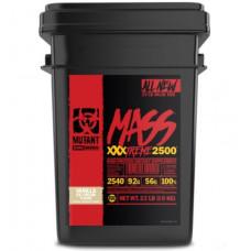 """Гейнер MUTANT Mass XXXtreme 2500 """"Ванильное мороженое"""" - 10 кг"""