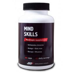 Ноотропный комплекс Protein.Company Mind Skills 90 капсул