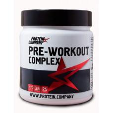 Предтренировочный комплекс Protein.Company Pre-Workout Ultra 375 г вишня