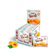Батончик Solvie Protein Biscuits 6 40 г, 6 шт., абрикос