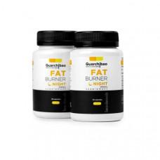 Guarchibao Fat Burner Night набор из 2 банок ночных капсул для похудения