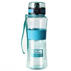 Бутылка для воды и спортивных напитков DIBE 450 мл голубая