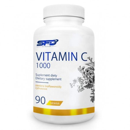 Vitamin C 1000+Bioflavonoids, 90 капсул