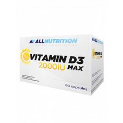 Vitamin D3 2000, 60 капсул
