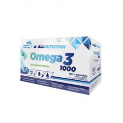 ALLNUTRITION Omega-3 1000, 60 капсул