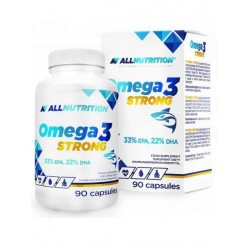 ALLNUTRITION Omega-3 STRONG, 90 капсул
