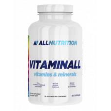 VITAMINALL Vitamins&Minerals, 60 капсул