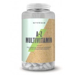 Vegan A-Z Multivitamin, 180 капсул