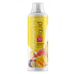 Vitamin C 1000 Liquid, 500мл - Фруктовый микс