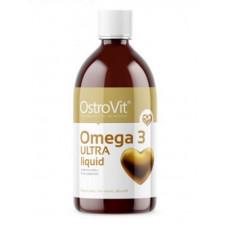 Ostrovit Omega-3 Ultra Liquid, 300мл