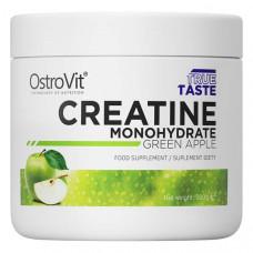 Креатин Ostrovit Creatine Monohydrate, 300г - Зеленое яблоко